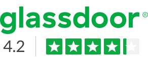 Glassdoor verticalStarRating4.2