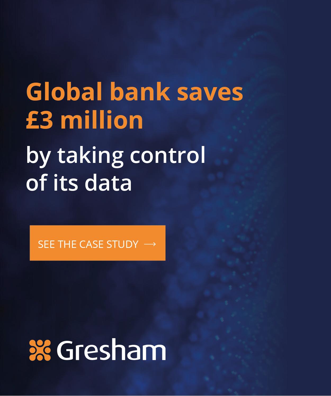 Gresham Hubspot CTAs Global bank saves £3 million