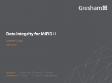 Gresham Guide: MiFID II