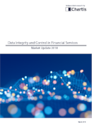 Chartis: Data Integrity and Control in Financial Services 2018