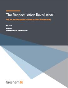 The Reconciliation Revolution Part 1
