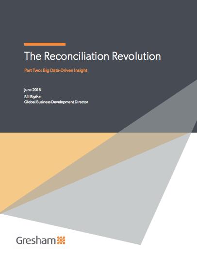The Reconciliation Revolution Part 2