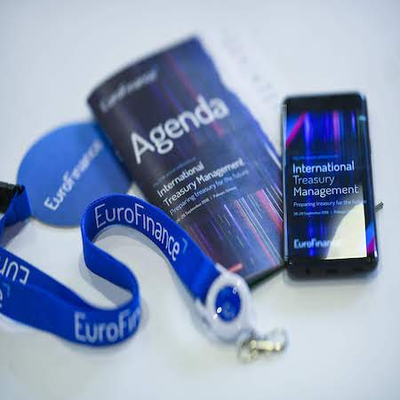 EuroFinance 2019 - Meet with the brightest minds in treasury