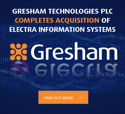 Gresham Technologies completes $38.6m acquisition of Electra Information Systems