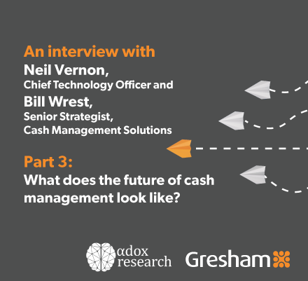What does the future of cash management look like?