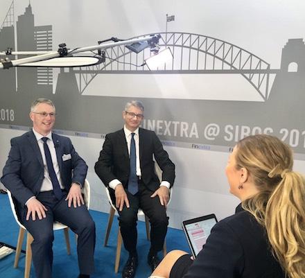 Finextra interviews ANZ and Gresham