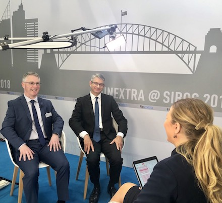 Finextra interviews ANZ and Gresham