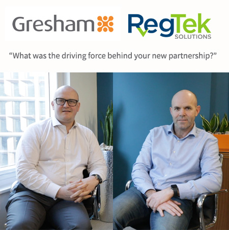 Video: Gresham and RegTek Offer Strategic Transaction Reporting Solution