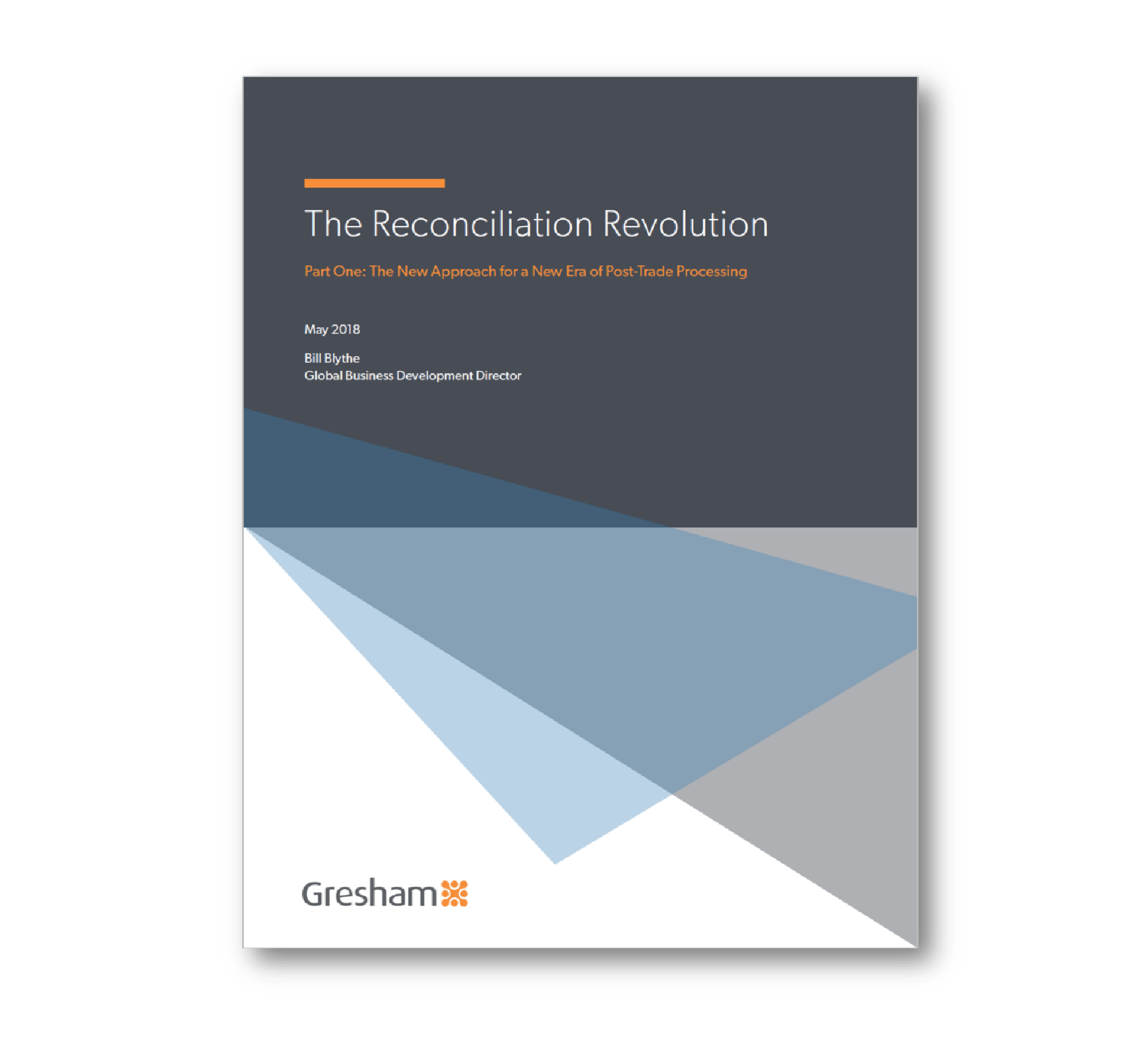 The Reconciliation Revolution - Part One