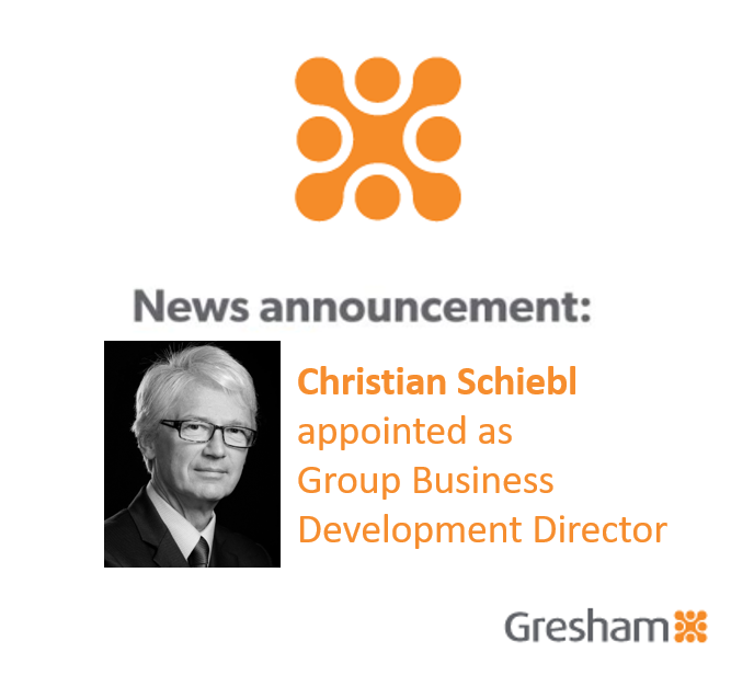 Reconciliations industry pioneer to join Gresham as Business Development Director