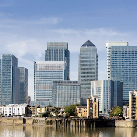 Latest blog: How Canary Wharf almost became a 'yuppie tombstone'