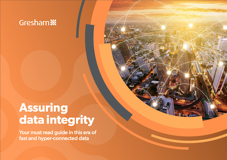 Assuring Data Integrity - the must read guide
